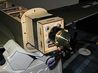 Name: P-51b scorpion motor 005.jpg Views: 9 Size: 245.9 KB Description: Scorpion 4025 mounted