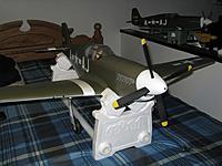 Name: P-51b scorpion motor 007.jpg Views: 13 Size: 254.2 KB Description: Finished prop.