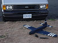 Name: MM Glidertech P-80 hit the target 2002.jpg