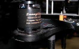 (4)SunnySky X2216-9 1100kv II