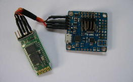 Flip MWC Flight Controller 1.5 with bluetooth