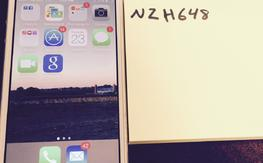 White Iphone 5 16GB for Verizon