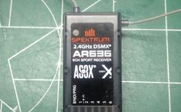 ** AR636 6-Channel AS3X Sport Receiver **
