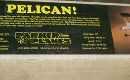 Vintage 1970's Parker Pelican kit, NIB