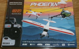 Phoenix 5.0 with Spektrum Adapter