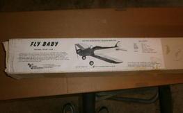Vintage DSC FLY BABY  Kit. $65 Shipped