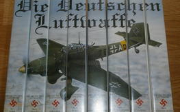 VHS video set of WWII German warbirds