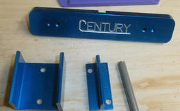 Century Heli blade tools, etc.