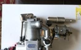 SaitoFA220 C/H Ign GAS/Glow