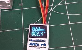 Altis V4 F5J/ALES altimeter