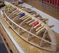 Name: Boat B Planking Begins.jpg