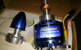Exceed Monster Power 1.10 295KV for 8S