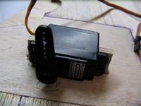 Name: IMG_0118.jpg Views: 127 Size: 88.5 KB Description: Mounting the servos for mock up.