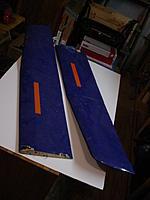 Name: DSC00090.JPG Views: 22 Size: 345.2 KB Description: Sagitta 600 wings, overall in good shape.