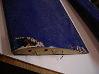 Name: DSC00091.JPG Views: 21 Size: 335.3 KB Description: Some damage to the right wing root.
