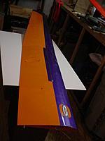 Name: DSC00093.JPG Views: 23 Size: 336.9 KB Description: Sailaire wing, sticker says AMA 1990 member.