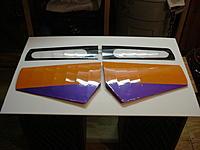 Name: DSC00107.JPG Views: 19 Size: 346.9 KB Description: Sailaire fins compared to the Raven fins. Oh my.