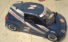 Tamiya M05 Suzuki Swift - Complete with upgrades.