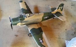 Starmax 1600mm Skyraider (Receiver ready)