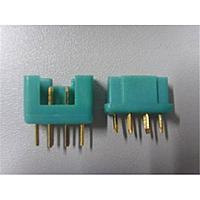 Name: green_multiplex_6_pin_connector_charge_board_terminal_fms_xtr_xt60_connector_ec3_3c5_jr_futaba.jpg