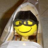Now that's one happy pilot!
