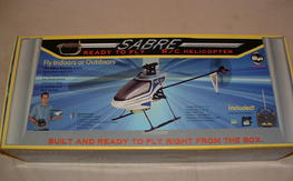 """Sabre"" Heli By::: EF Helicopters (nib) (rtf) reduced price"