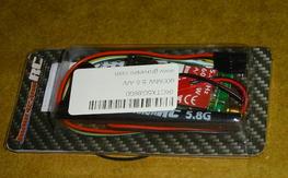 ImmersionRC - 600mW 5.8GHz A/V Transmitter BRAND NEW