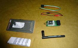 FatShark - 250mW 5.8GHz A/V Transmitter