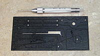 Name: 009.jpg Views: 62 Size: 748.2 KB Description: Use .030 diameter drill to enlarge holes in  plywood horns.