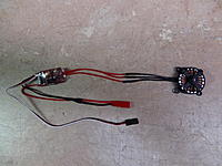 Name: 012.jpg Views: 66 Size: 697.6 KB Description: Shoulder the battery and bullet connectors to the ESC and motor.