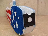 Name: 006 (2).jpg Views: 35 Size: 503.5 KB Description: Glue plywood motor mount to nose of fuse.