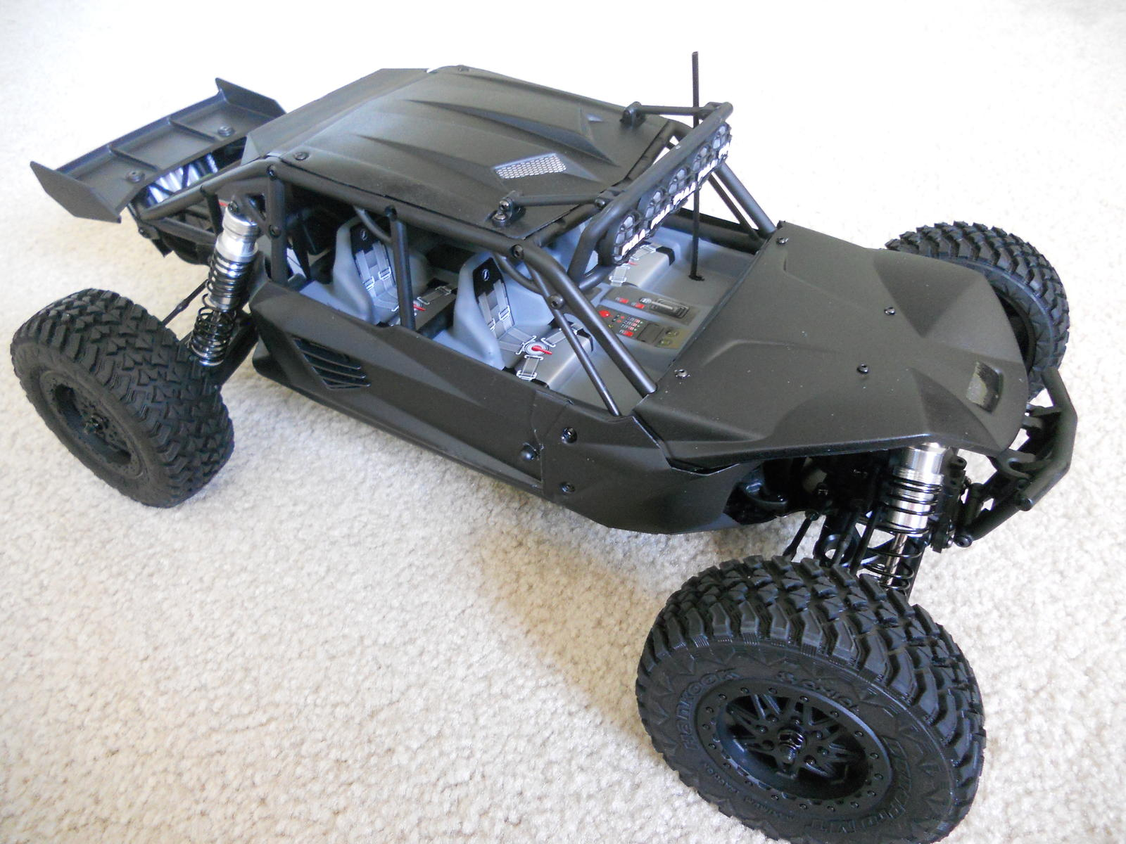 Axial Exo Tire : Axial exo terra buggy picture archive page rcshortcourse