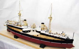 Deans 1/100 HMS Inflexible (1876) Kit - Already in US $900