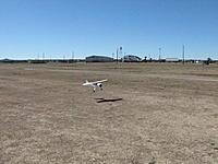 Name: IMG_8466.JPG Views: 13 Size: 820.5 KB Description: Throttle closed, landing attitude