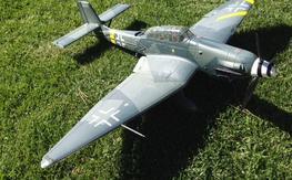"""Nitro planes Stuka  55"""""""