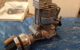 OS engines FS 61-M boat engine MINT and never ran