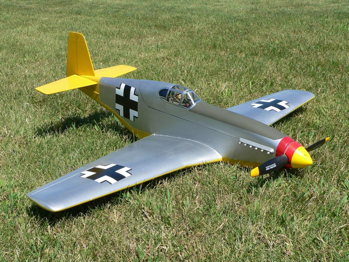Mike's P-51B (Captured Theme)