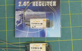 FR Sky Receivers for Futaba FASST 2.4 System