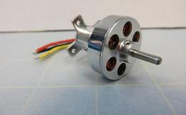HexTronik 24gram Brushless Outrunner 1300kv NIB