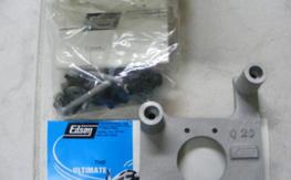Edson Q20 Aluminum Motor Mount for Quadra