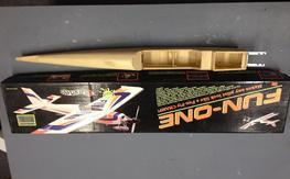 GP Fun-one Sport kit. Free Shipping