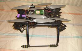 HJ-H4 (Predator) Folding Quad Frame