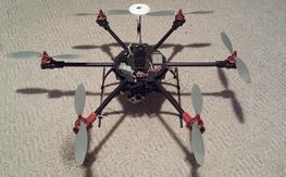 Tarot FY690S Hexacopter