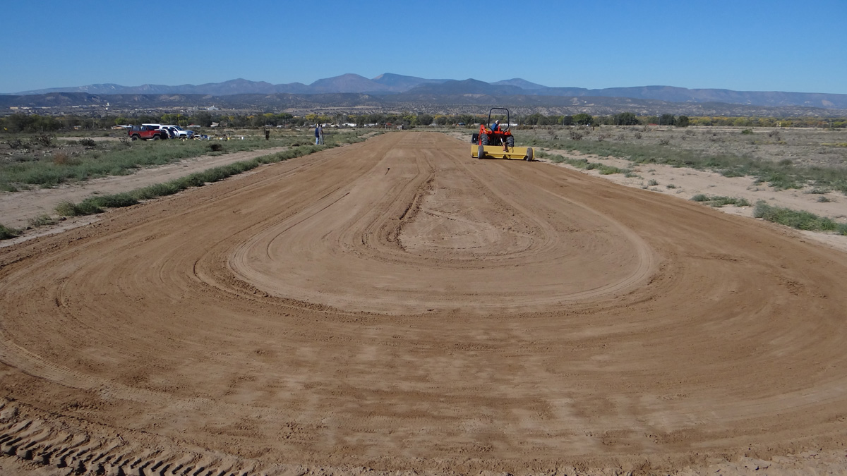 Fall 2013 Resurfacing Project