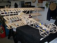 Name: 100_0318.JPG Views: 27 Size: 846.3 KB Description: It takes a patient (and retired) man to build a tri-plane.