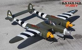 P-38 blitz rc