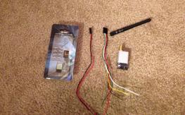 Boscam TS351 5.8G 200mW AV Transmitter