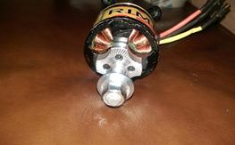 Rimfire 1.60 equivalent to a 30cc motor