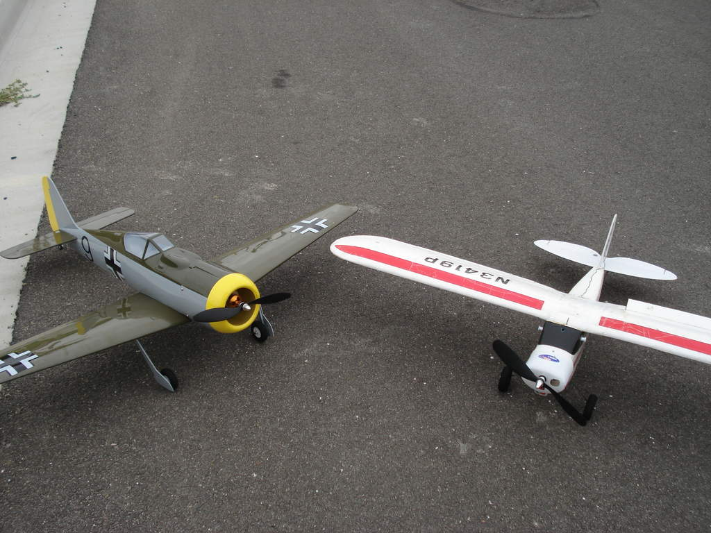 FW19A3 and Super Cub