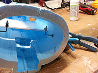 Name: 20140608_235651.jpg Views: 30 Size: 560.0 KB Description: Another picture of canard linkage.